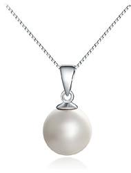 жемчужное ожерелье женщина ключицы короткой цепью