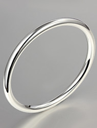 Hot Selling Products Party/Work/Casual Silver Plated Cuff Bracelet Wedding & Engagement Jewelry