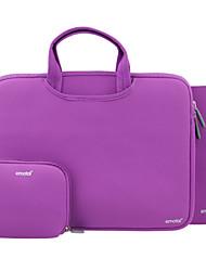 """emotal color de textiles sólido caso de cuerpo completo para el aire del macbook 11 """""""