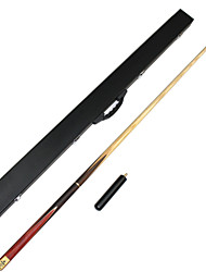 3/4 Jointed   Snooker/Pool Cue JY Brand  Billiard Cue+Cue Case