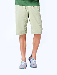 Outdoor Men's Summer Hiking Bottoms Breathable/Quick Dry/Wicking Camping Sports Pants Five Minutes of Pants