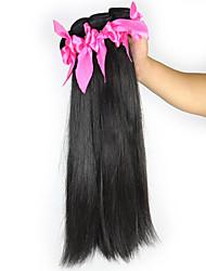 """Pc 1 lotto 8 """"-24"""" vergine brasiliana dei capelli # 1b dei capelli umani diritto bundle capelli lisci"""
