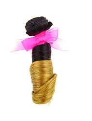 """Pc 1 lotto 8 """"-24"""" peruviano vergine dei capelli # 27 primavera capelli umani ricci pacchetti estensione dei capelli dell'onda funmi"""