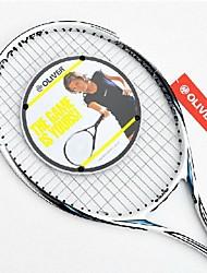 Las raquetas de tenis ( Azul Oscuro/Azul Claro/Morado , Aleación de aluminio y carbono ) -Impermeable/Buena aerodinámica/Alta