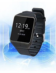 ZF09 Wearable Smart Watch ,  Hands-Free Calls/Media Control/Camera Control /Activity Tracker for Android & iOS