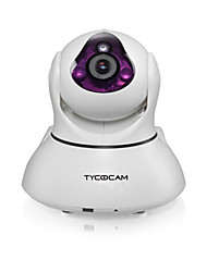 TYCOCAM TY-8100WE 1.0Mega Pixel Wireless IP PTZ Camera with Alarm Detectors ,Motion Detection, Day/Night and MP Access