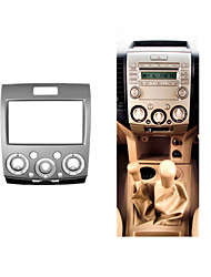 fascia radio de voiture pour Ford Ranger everest Mazda BT-50 cd dvd stéréo façade trousse de garniture