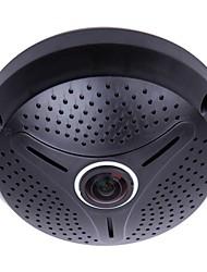 360 -Degree Panoramic Wide-Angle Image Segmentation Type Network Camera