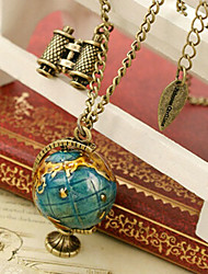 New Arrival Fashional Retro Hot Selling Fashional Globe Necklace