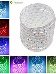 z®zdm 250cm 36w 150x5050smd rgb / warmes Weiß / Grün / Blau / Rosa / gelb / rot / weißen Streifen Lampe LED (12 V DC)