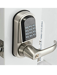 Electronic Mifare Card And Combination Door Lock