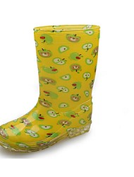 Botas ( Amarelo ) - de MENINA - Botas de Chuva