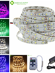 5M 300x3528SMD LED Strip Light + 11Key Remote Controller + UK Plug Power Supply AC110-240V
