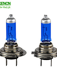 XENCN H7 12V 55W 5300K Xenon Blue Diamond Light Car Headlight Halogen Bulb Xenon Ultimate White HeadLamp