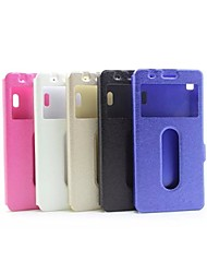 PU Leather Protective Case With Holder Stand for Lenovo K3-Note(Assorted Colors)