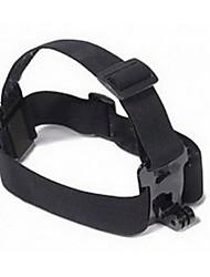 sangle élastique de tête réglable pour GoPro Hero 3 + / 3/2/1