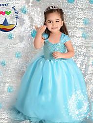 Очаровательный - KID - Платье ( Смесь хлопка