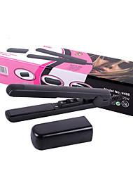 noir mini-céramique à défriser les cheveux redressement fers fer plat professionnel outil styler de cheveux soins des cheveux
