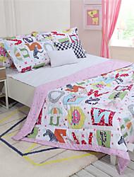Patchwork Cotton Fabrics Cartoon Design for Kids 110*150cm