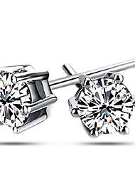 V8 Women's 925 Silver High Quality Handwork Elegant Earrings