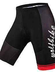 WOLFBIKE® Gepolsterte Fahrradshorts Herrn Atmungsaktiv / Rasche Trocknung / Videokompression FahhradHosen/Regenhose / Unterwäsche