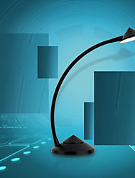 5W LED Double Cone Design PC Desk Lamp