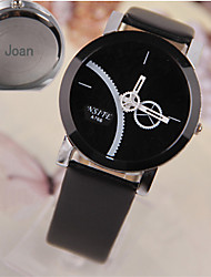 bracelet en acier de la montre décontractée gravé montre homme de cadeaux personnalisés