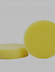 Professional Car Washing And Waxing Is Durable Superfine Small Round Sponge For a Variety Of Car