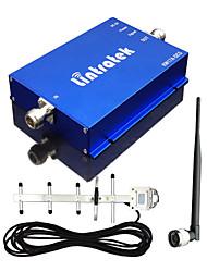1800MHz GSM répéteur de signal DCS d'appoint signal de mobile de 1800MHz répéteur fixe kits de rappel de signaux mobiles
