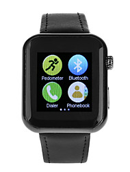 "1.5"" Smart Watch Phone Mate AW08 Bluetooth V4.1 For Android Mobile Phone Support Pedometer / Phonebook / Anti-lost"