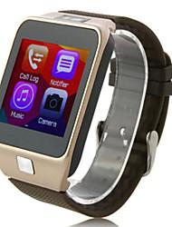 Tecnologia Vestível - Relógio inteligente - DGZ Bluetooth 4.0 -Chamadas com Mão Livre / Controle de Mídia / Controle de Mensagens /