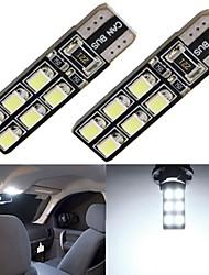 Feux anti-brouillard/Lumières pour tableau de bord/Feux de position latéraux/Feux clignotants/Feux stop/Feux de recul ( 6000K LED -