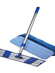 Sinland Commercial Aluminum Mop Kit Swivel Floor/dust Mop+ 3 Microfiber Mops Pads
