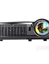 ZECO ES80 Super Short-Throw DLP Projector,DLP-LINK 3D,Blu-ray,Small Space,4300 lumens,1024x768,Business