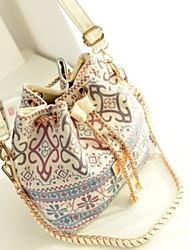 AIKEWEILI®Women's Handbag Fashion Vintage Kenzo Drawstring Bag Korean Style Hopo Shoulder Bag