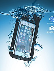 WB-01AJH  Waterproof Case with Matching ABS clip,Lanyard,Armband,Audio Jack and Earphone