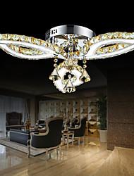 maishang® Flush Mount levou moderna sala de estar / contemporâneo / quarto / sala de jantar / sala de estudo / escritório de metal