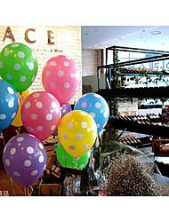 Balão/Decor originais do casamento/Decorações de Casamentos/Decoração de Papel (Rosa/Azul , Borracha) -Tema Praia/Tema Jardim/Tema