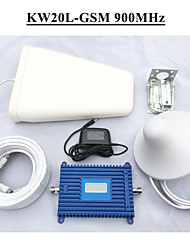 GSM 900 Repeater GSM Signal Repeater 900MHZ Lintratek Mobile Phone Signals Booster Sets LCD Display GSM Repeater