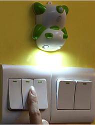 Energy-Saving Light-Control  Induction LED Night Light The Bear Night Light