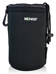 mengs® grande taille (l) 100x170mm sachet protecteur de la lentille pour Canon / Nikon / Olympus / Panasonic / Pentax / Samsung / Sony etc