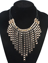 Colorful day  Women's European and American fashion necklace-0526095