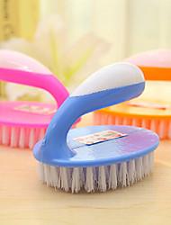 Fashion Multifunctional Plastic Washing Shoe Cleaning Brush 11*8*8 CM One PCS
