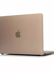 "semi-mat de protection transparente de cas complet du corps pour MacBook pour Apple MacBook 12 ""(couleurs assorties)"