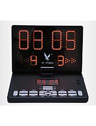 tenis de mesa dispositivo de puntuación electrónica tf-tt3002 llevó
