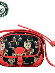 DAKA BEAR® Fashion Womens Hobo Bag PU Leather Handbag Shoulder Bag