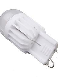6W G9 Bombillas LED de Mazorca T 2 COB 540 lm Blanco Cálido / Blanco Fresco Regulable AC 100-240 / AC 110-130 V 1 pieza