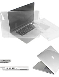 "Hat-Prince Crystal Hard Protective PC Full Body Case for 13.3"" MacBook Pro with Retina Display (Assorted Colors)"