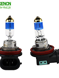 XENCN H11 12V 70W 5000K Teleeye Intense Light Car Bulbs Replace Upgrade Excellent Quality Fog Halogen Lamp