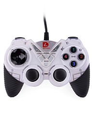 DILONG PU309 Double Vibration Support An Online Mapping Game Handle Programming Free Shipping White